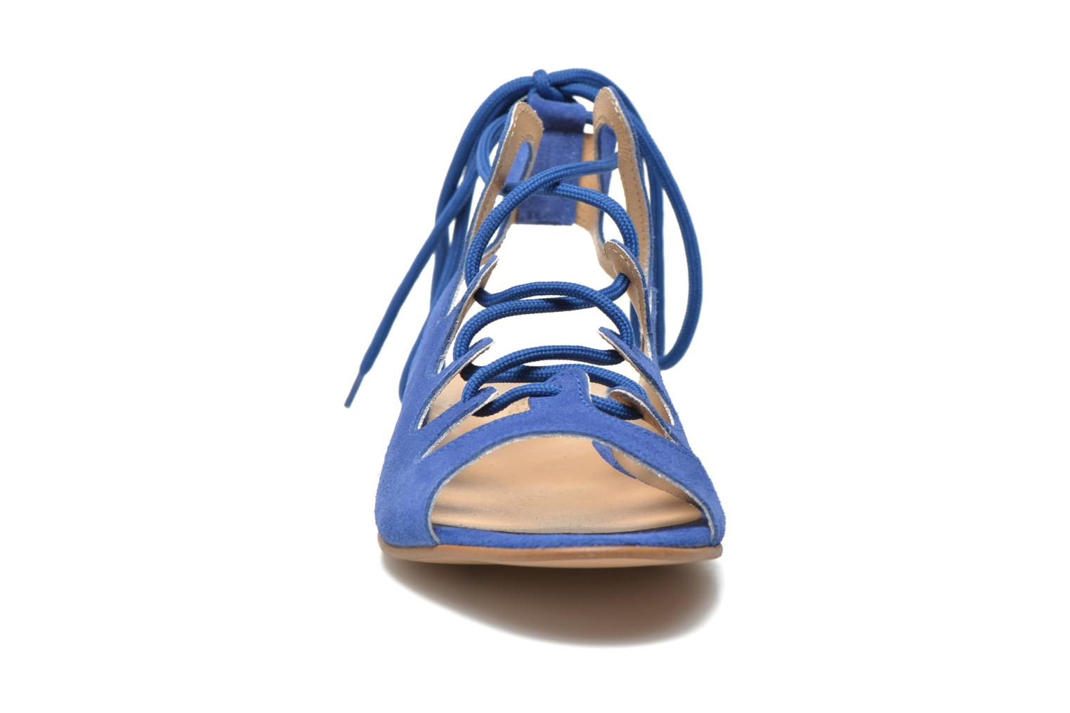 Sandals Georgia Rose Gilize Blue model view