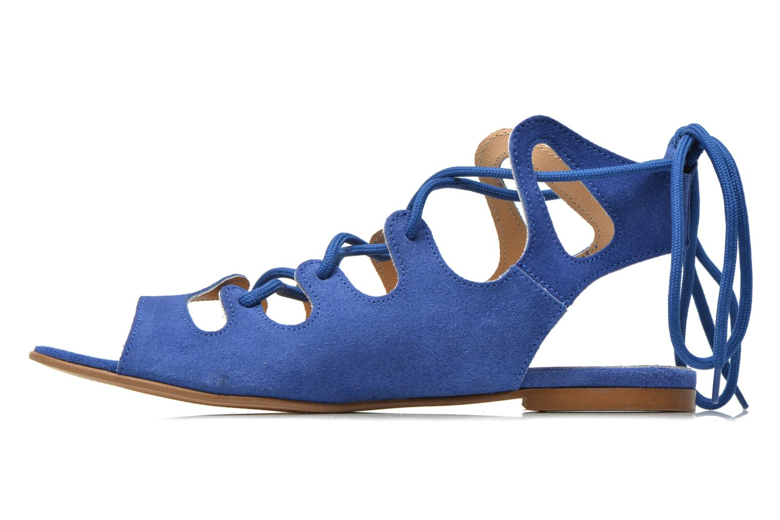 Sandals Georgia Rose Gilize Blue front view