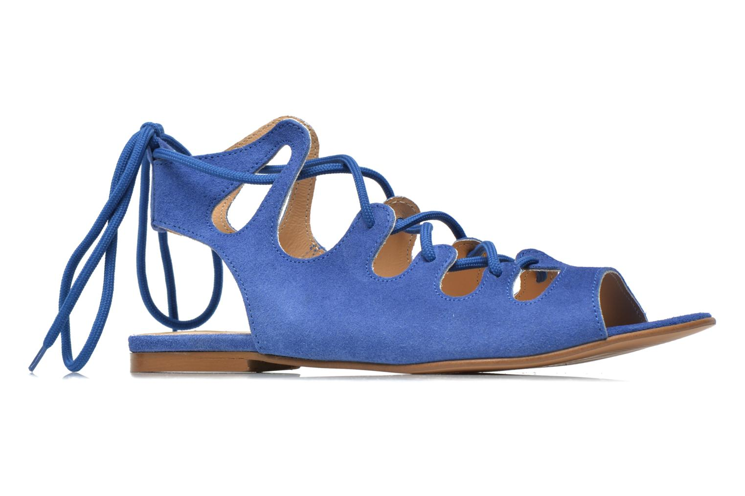 Sandals Georgia Rose Gilize Blue back view