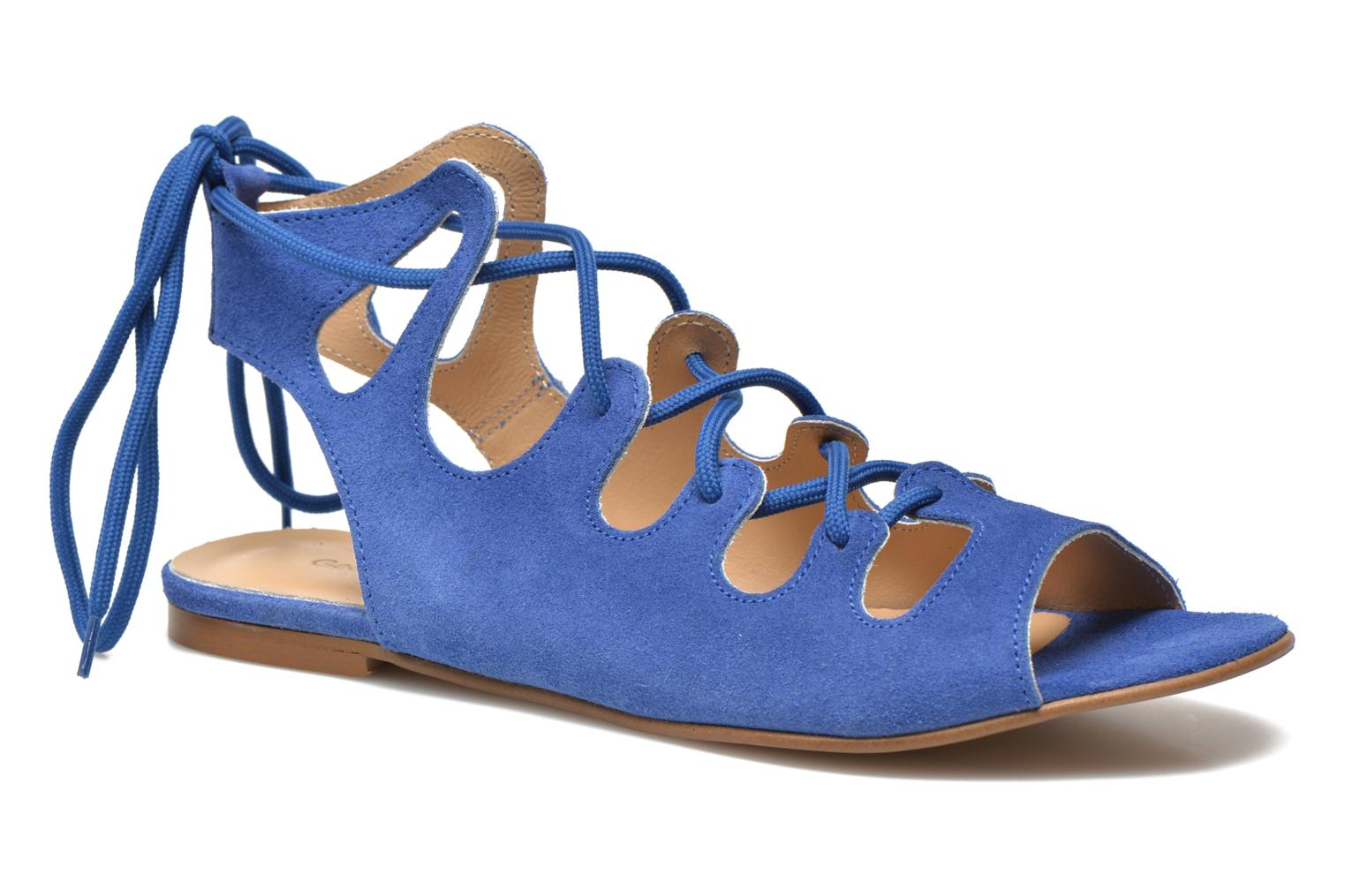Sandals Georgia Rose Gilize Blue detailed view/ Pair view