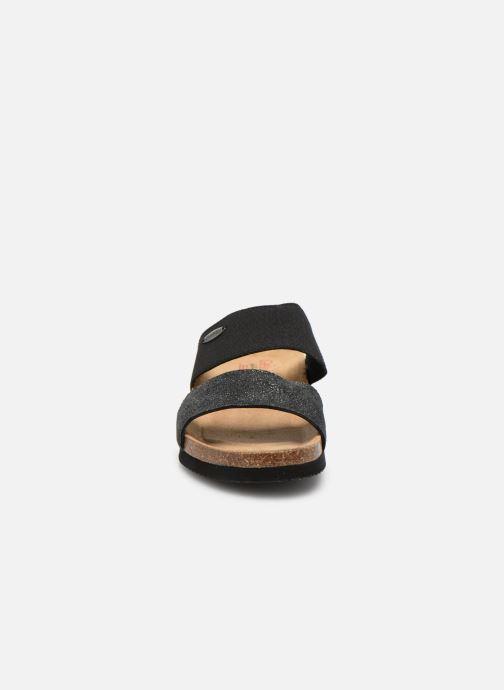 Mules et sabots Giesswein Viverone Noir vue portées chaussures