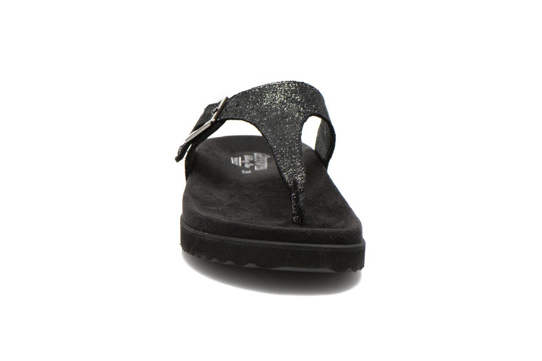 Mules et sabots Giesswein Verona Noir vue portées chaussures