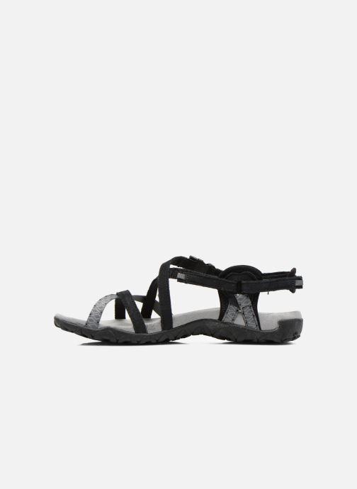 Zapatillas de deporte Merrell Terran Lattice II Negro vista de frente