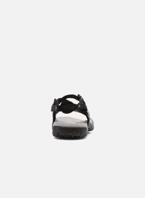 Chaussures de sport Merrell Terran Lattice II Noir vue droite