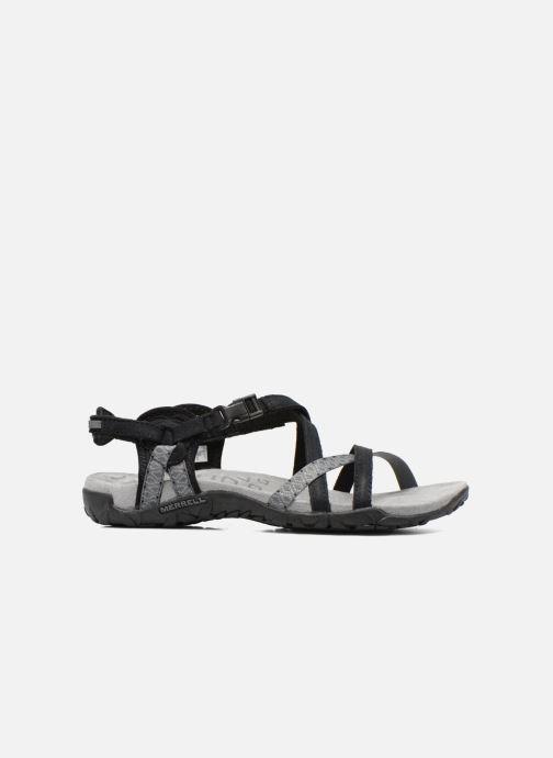 Chaussures de sport Merrell Terran Lattice II Noir vue derrière