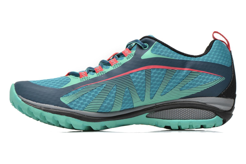 Chaussures de sport Merrell Siren Edge Vert vue face