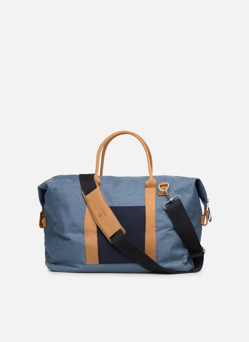 Luggage Faguo Weekender Blue front view