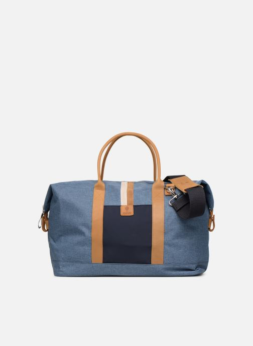 Luggage Faguo Weekender Blue detailed view/ Pair view