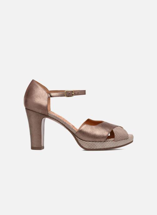 Sandales et nu-pieds Chie Mihara Nicas Marron vue derrière