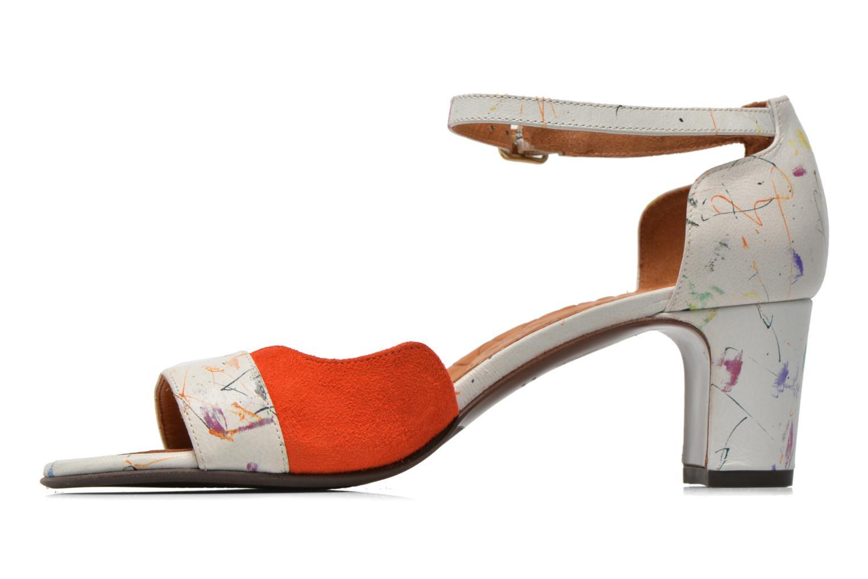 Sandali e scarpe aperte Chie Mihara Birra Multicolore immagine frontale