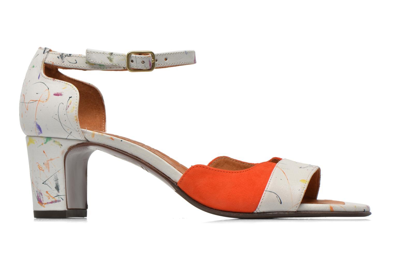Sandali e scarpe aperte Chie Mihara Birra Multicolore immagine posteriore