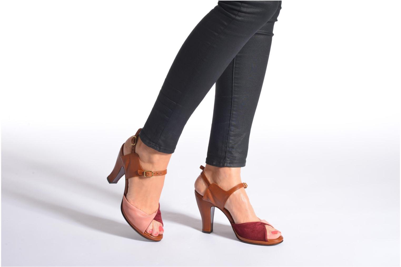 Sandali e scarpe aperte Chie Mihara Fira Rosa immagine dal basso