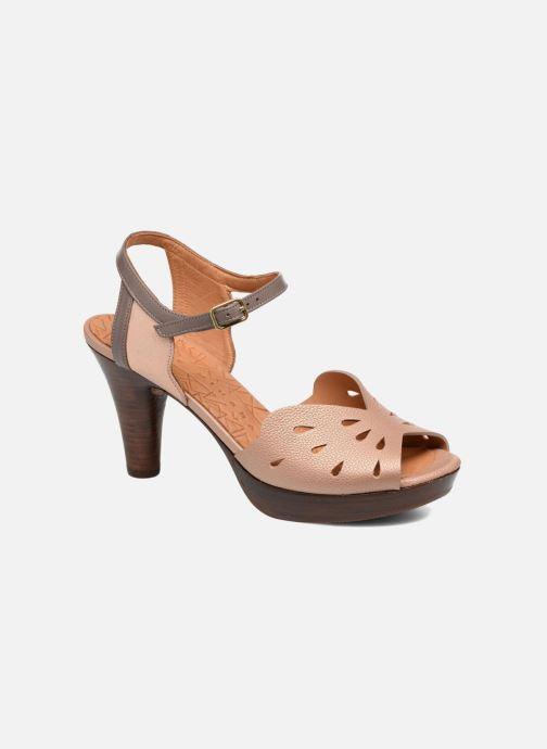 Sandalen Chie Mihara Loha braun detaillierte ansicht/modell