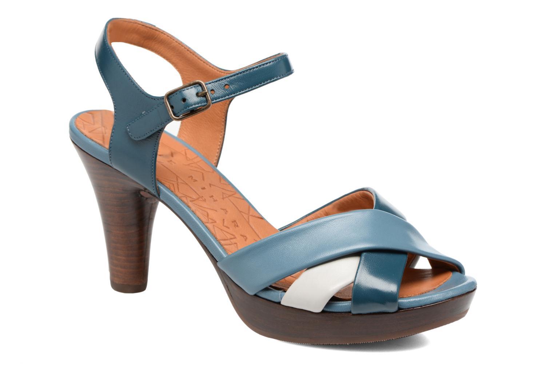 Sandales et nu-pieds Chie Mihara Lulupa Bleu vue détail/paire