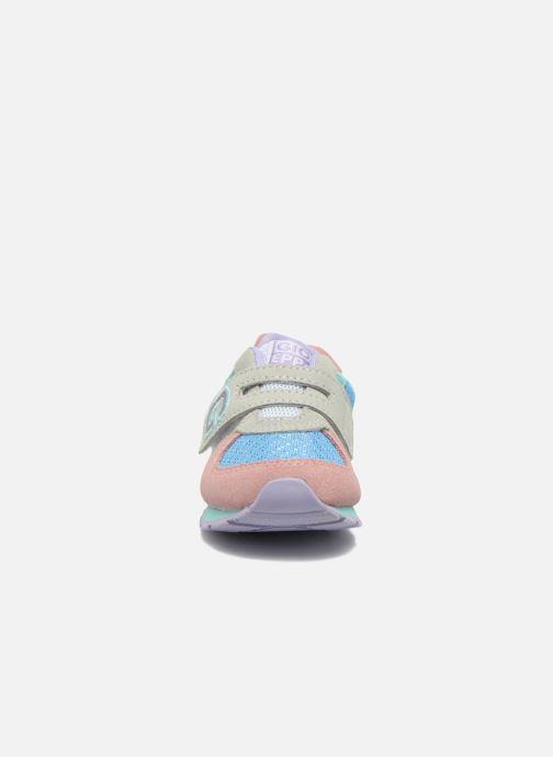 Sneaker Gioseppo Sunya mehrfarbig schuhe getragen