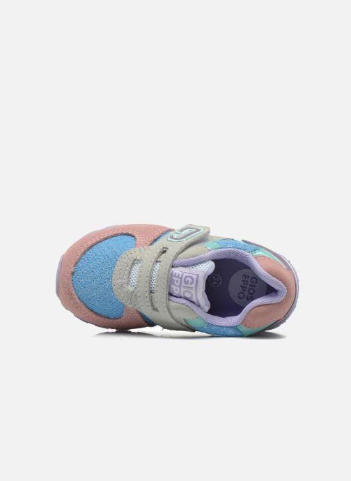 Sneaker Gioseppo Sunya mehrfarbig ansicht von links