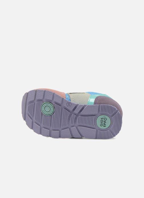 Sneaker Gioseppo Sunya mehrfarbig ansicht von oben