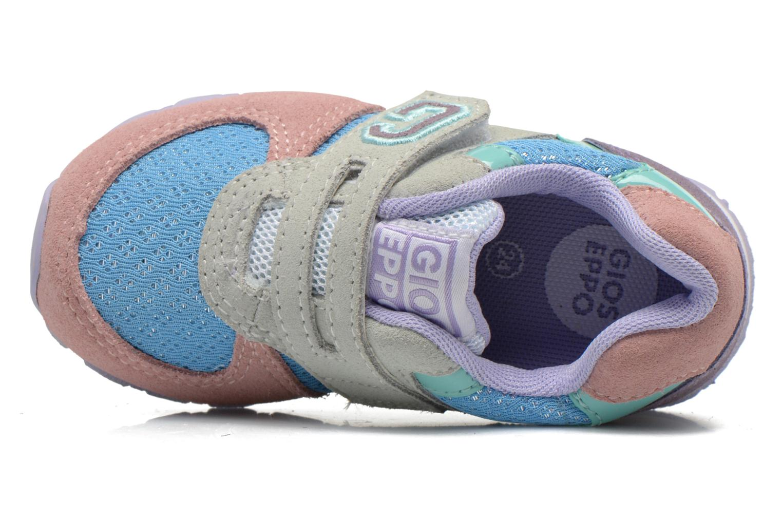 Trainers Gioseppo Sunya Multicolor view from the left