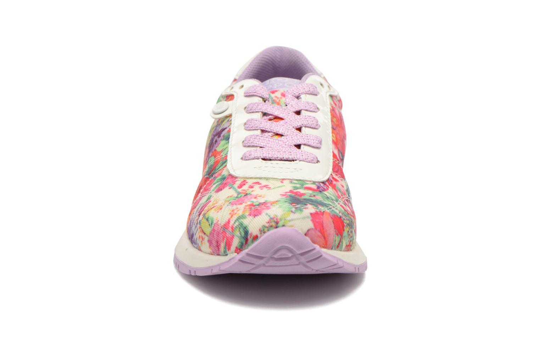Baskets Gioseppo Layon Multicolore vue portées chaussures