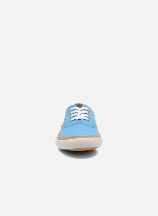Sneakers Gioseppo Mima Azzurro modello indossato