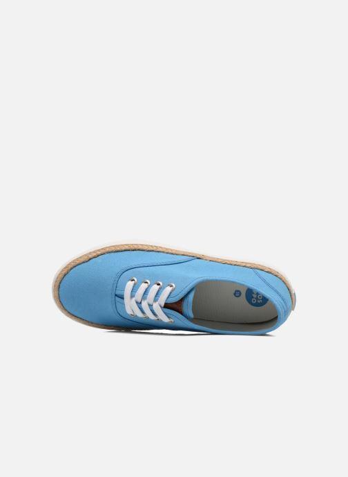 Sneakers Gioseppo Mima Azzurro immagine sinistra