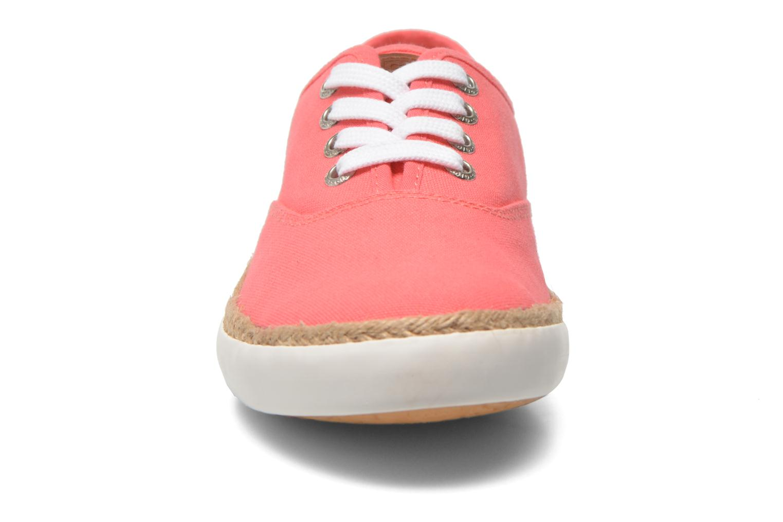 Baskets Gioseppo Mima Rose vue portées chaussures
