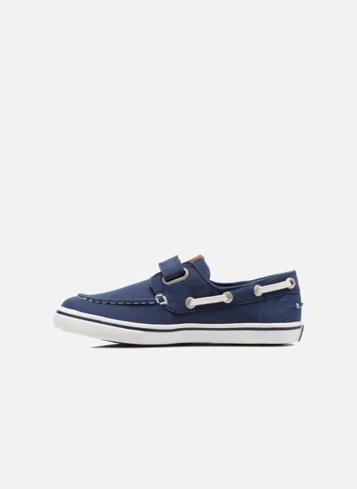 Chaussures à scratch Gioseppo Goliat Bleu vue face