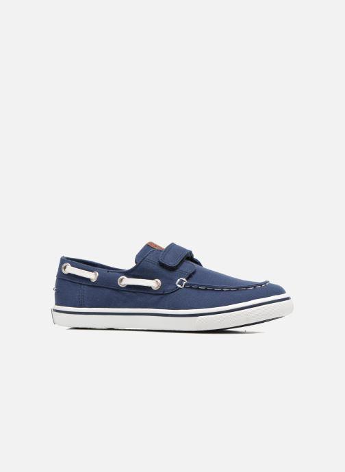 Chaussures à scratch Gioseppo Goliat Bleu vue derrière