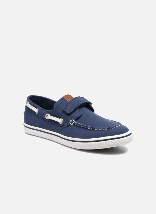 Chaussures à scratch Gioseppo Goliat Bleu vue détail/paire