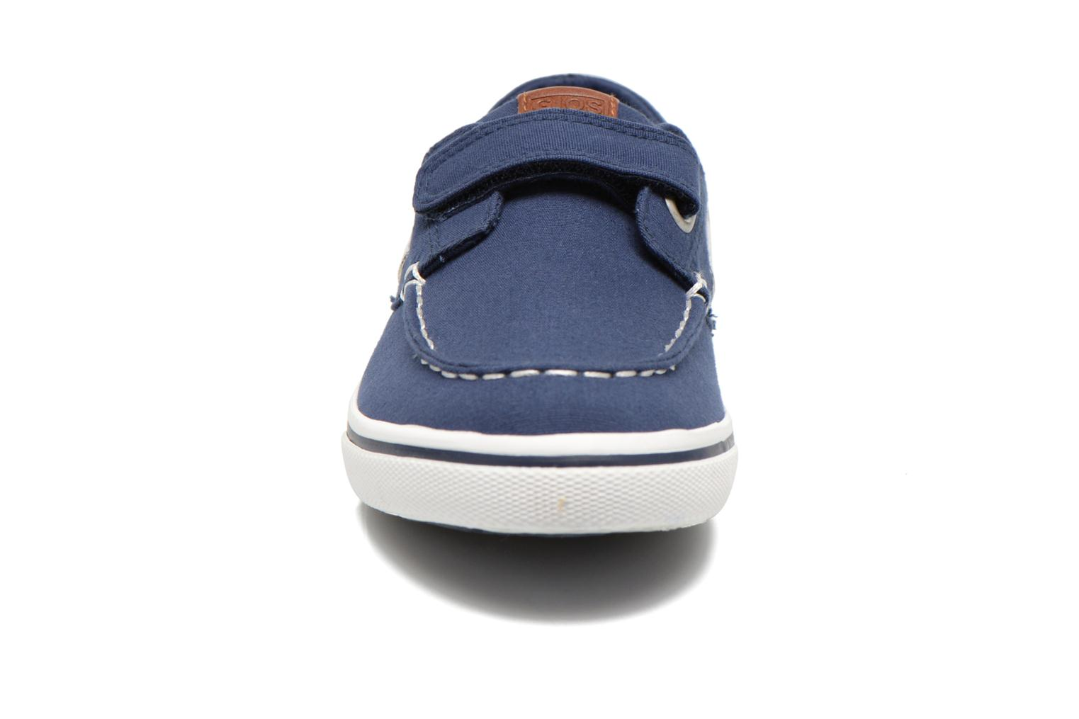 Velcro shoes Gioseppo Goliat Blue model view