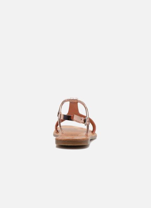 Sandali e scarpe aperte Gioseppo Bavana Rosa immagine destra