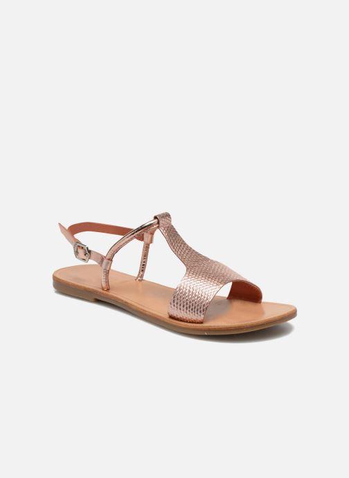 Sandalen Gioseppo Bavana rosa detaillierte ansicht/modell