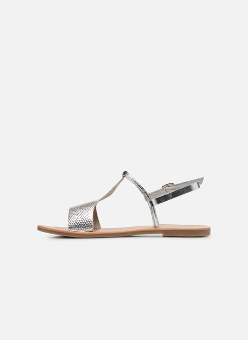 Sandali e scarpe aperte Gioseppo Bavana Argento immagine frontale