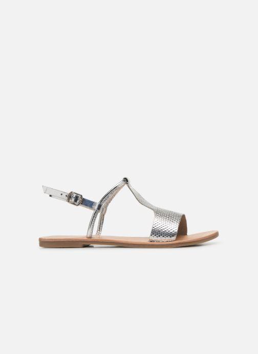 Sandali e scarpe aperte Gioseppo Bavana Argento immagine posteriore