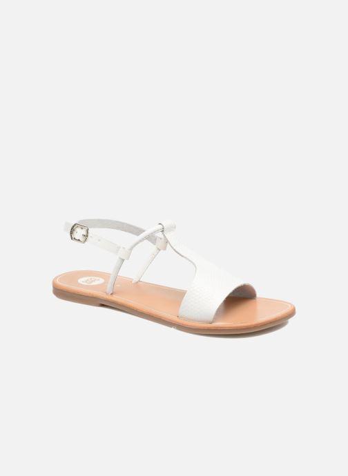 5d8a959385488 Gioseppo Bavana (Blanc) - Sandales et nu-pieds chez Sarenza (284875)