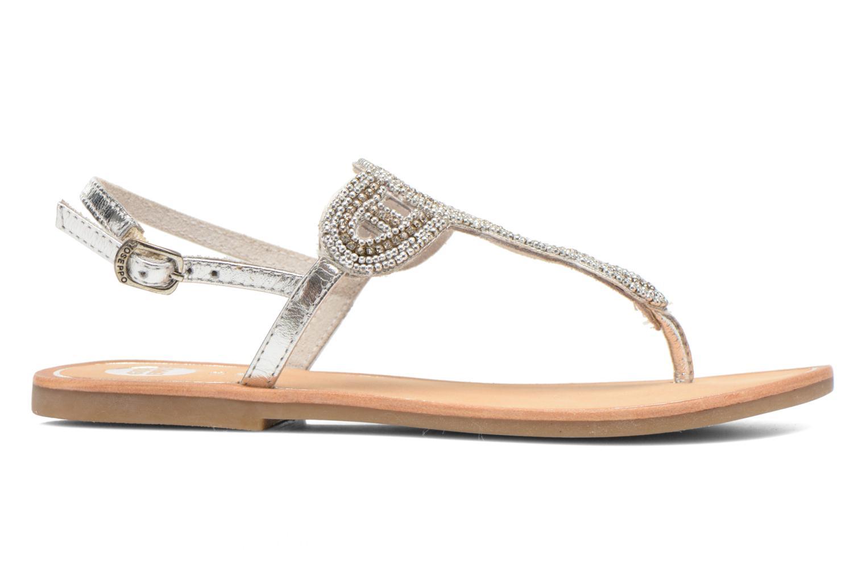 Sandali e scarpe aperte Gioseppo Ami Argento immagine posteriore