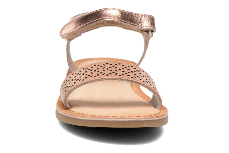 Sandales et nu-pieds Gioseppo Madona Rose vue portées chaussures
