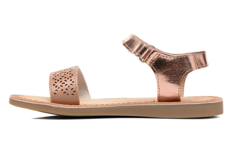 Sandales et nu-pieds Gioseppo Madona Rose vue face
