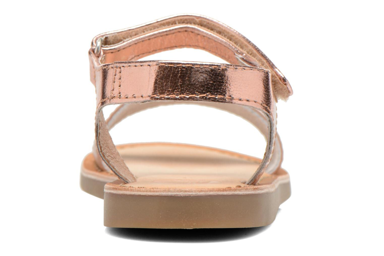 Sandales et nu-pieds Gioseppo Madona Rose vue droite