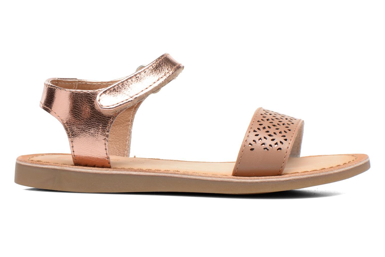 Sandales et nu-pieds Gioseppo Madona Rose vue derrière