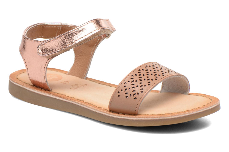 Sandales et nu-pieds Gioseppo Madona Rose vue détail/paire