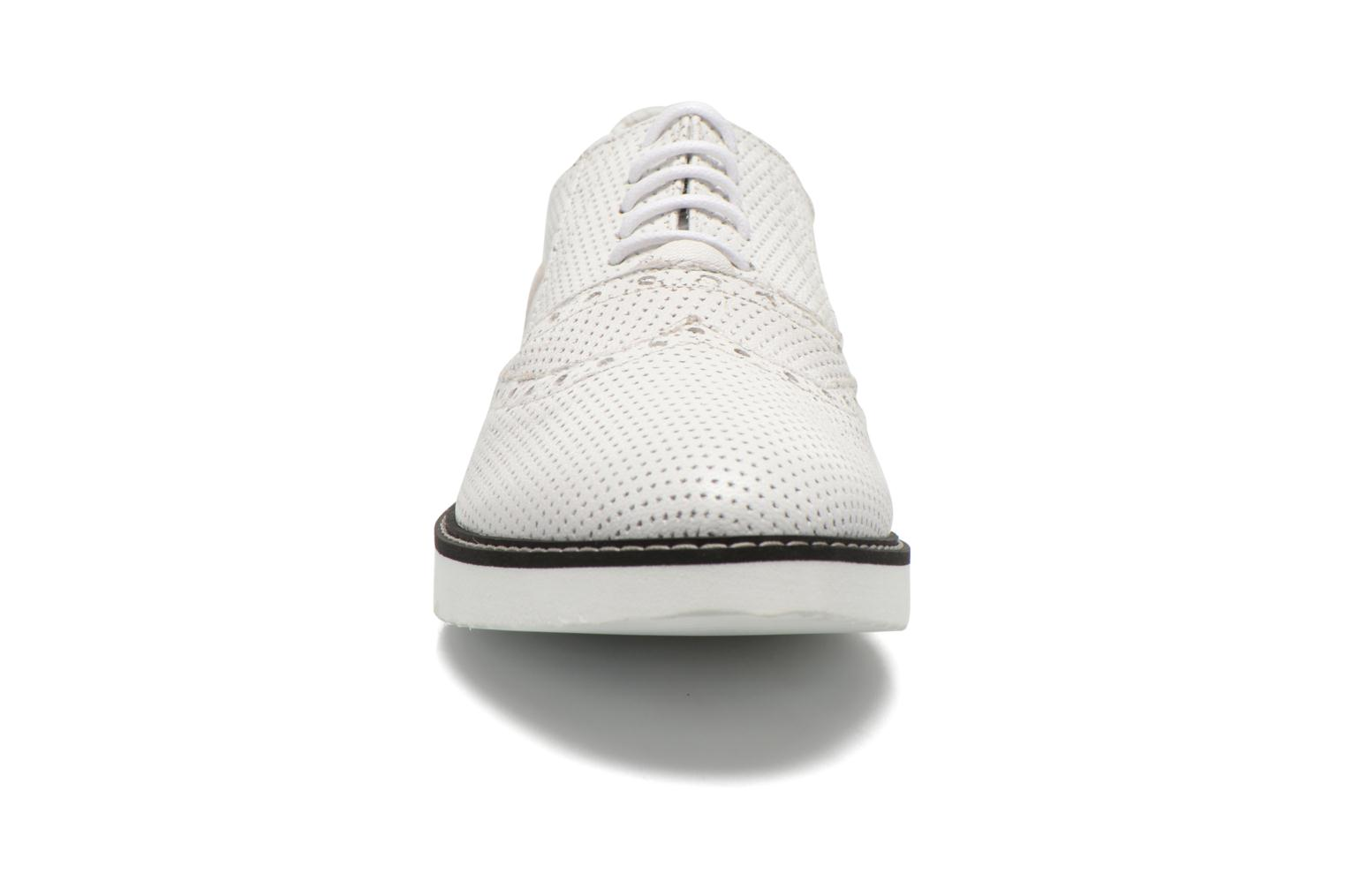 Lace-up shoes Ippon Vintage Andy k perfo White model view