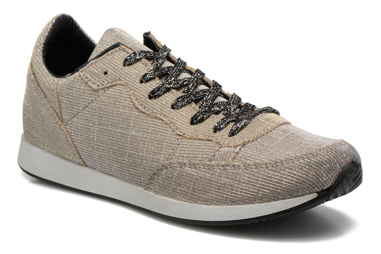 Baskets Ippon Vintage Run silver Gris vue détail/paire