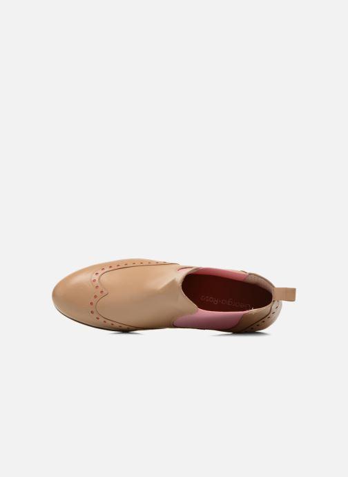 Stiefeletten Rose Georgia Perla Boots 248922 beige amp; RwRrqct4d
