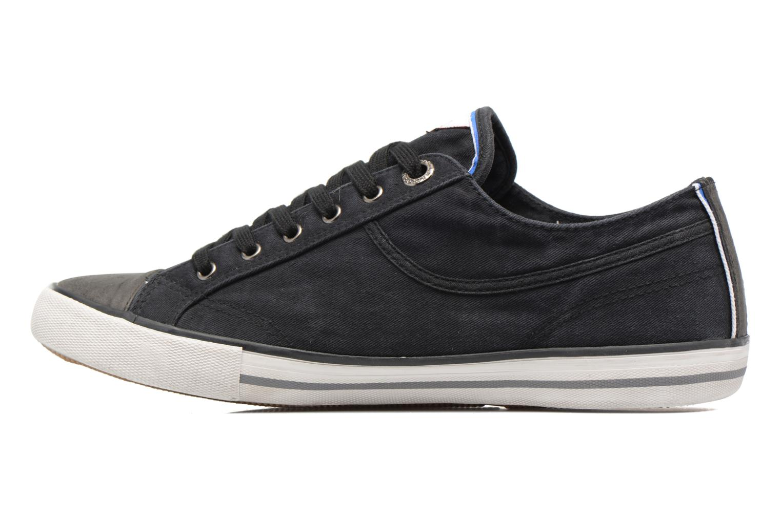 Trainers Kaporal Icare Black front view
