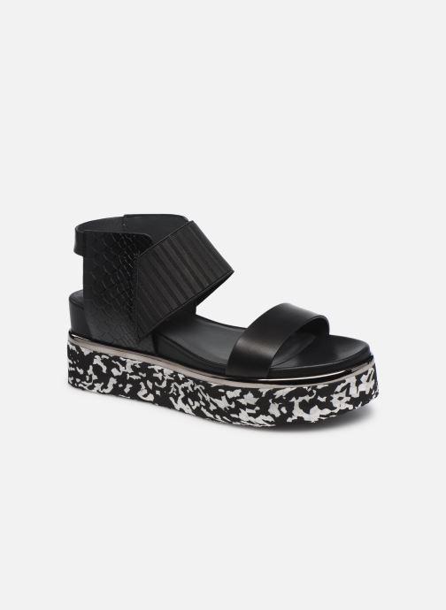 Sandales et nu-pieds United Nude Rico Sandal Noir vue détail/paire