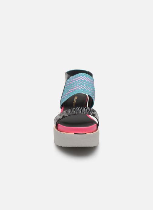 Sandales et nu-pieds United Nude Rico Sandal Multicolore vue portées chaussures