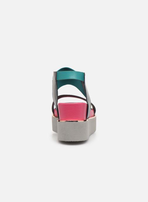 Sandales et nu-pieds United Nude Rico Sandal Multicolore vue droite
