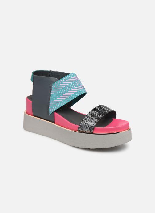 Sandales et nu-pieds United Nude Rico Sandal Multicolore vue détail/paire