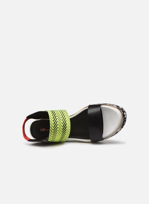Sandales et nu-pieds United Nude Rico Sandal Noir vue gauche